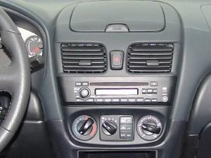 Consola Cambio Radio Nissan Sentra 20012008  $ 29900 en