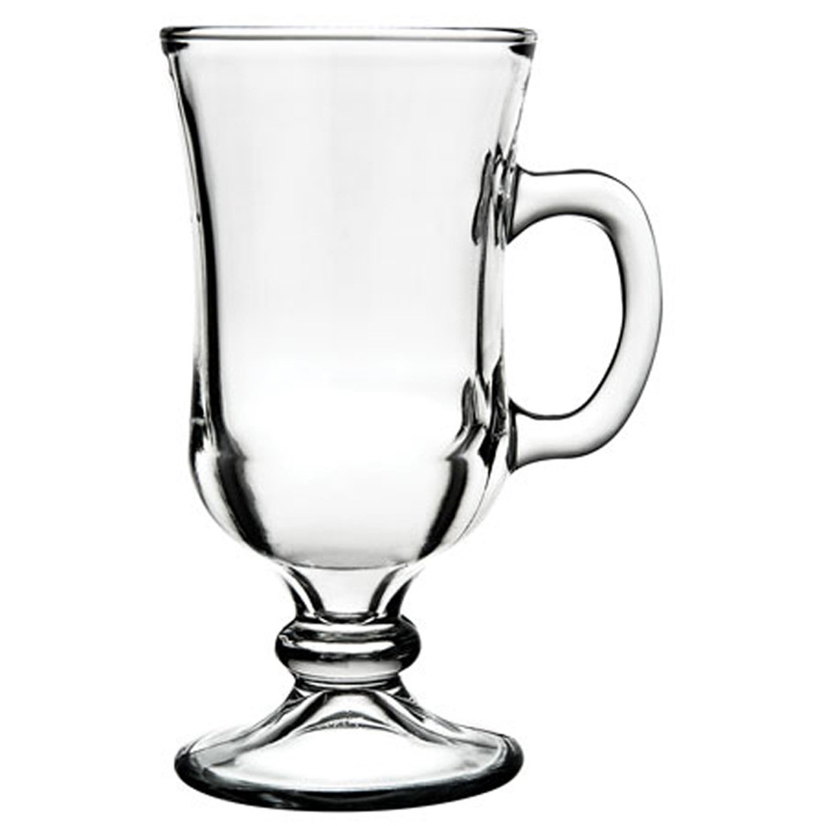 Copo Caneca Vidro Nevada Irish Coffee Nadir 240ml