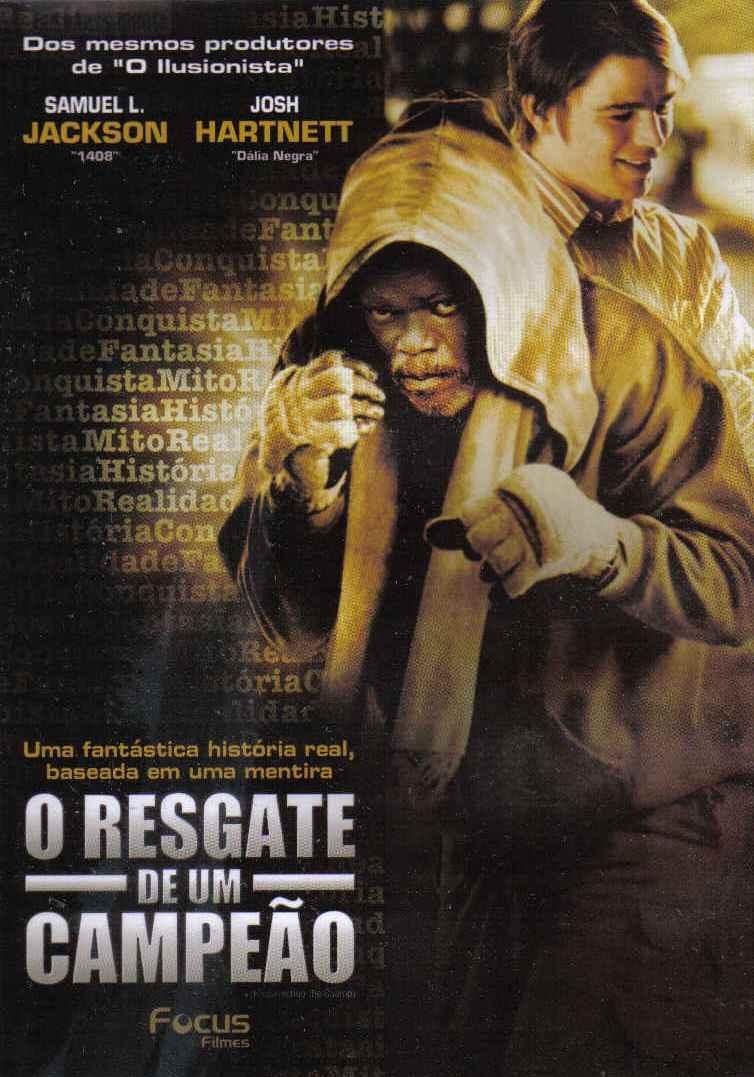 Poster do filme O Resgate de um Campeão