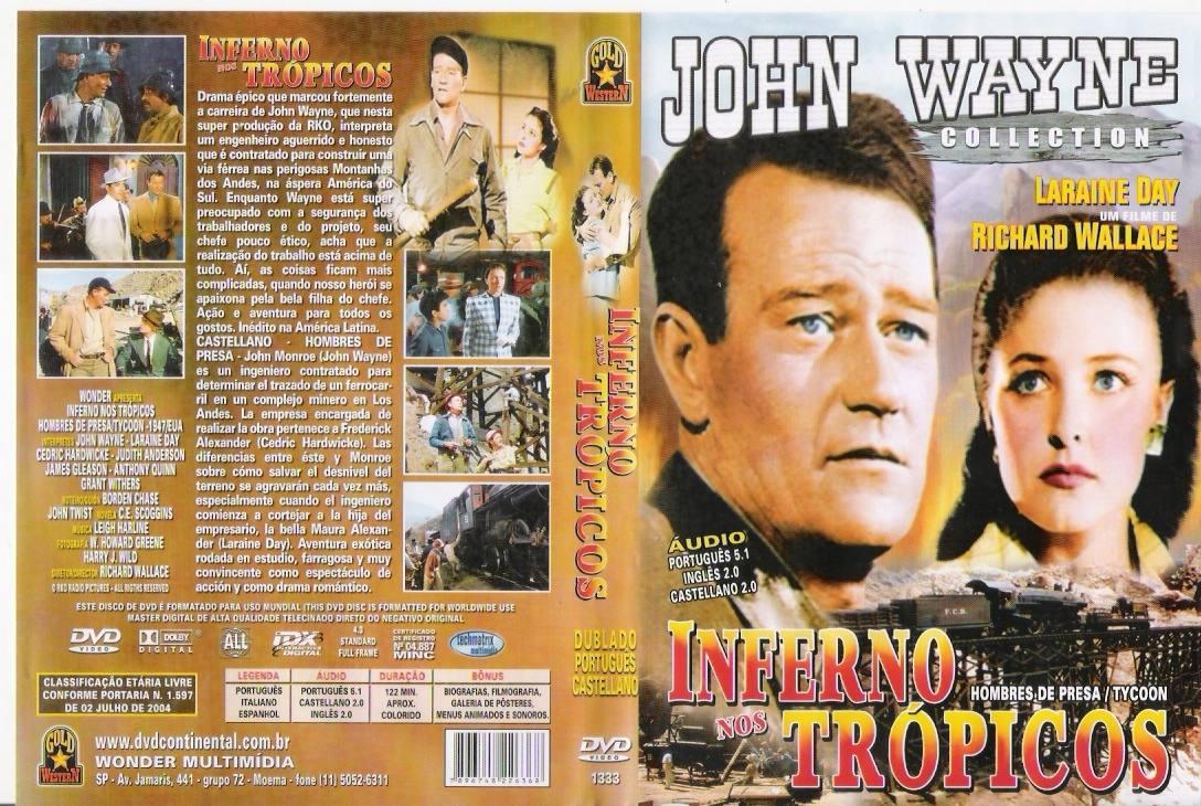 Poster do filme Inferno Nos Trópicos
