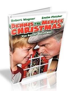 Poster do filme O Natal de Dennis o Pimentinha