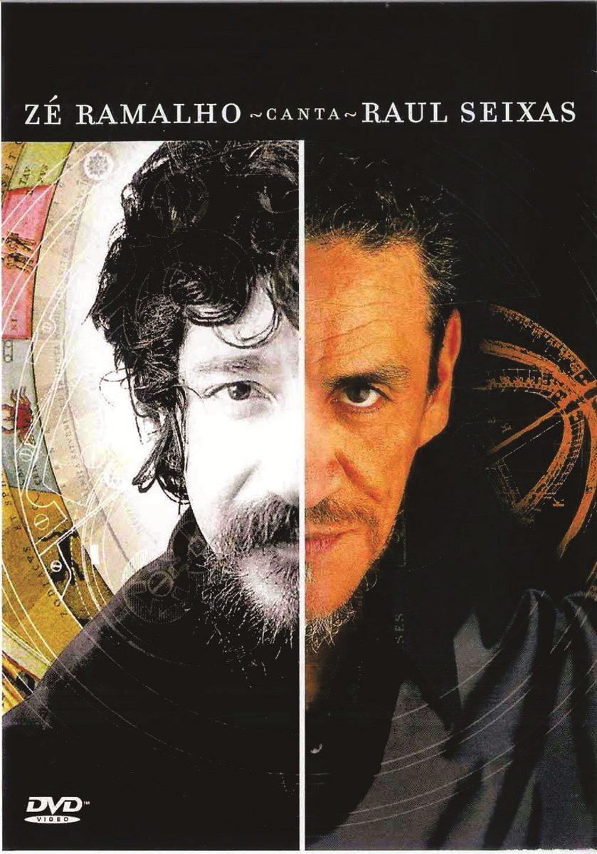 Poster do filme Zé Ramalho Canta Raul Seixas