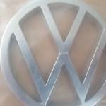 Escarabajo Refacciones Accesorios Emblema De Cofre Original Vw Sedan Vocho Ultima Edicion 2 300 00