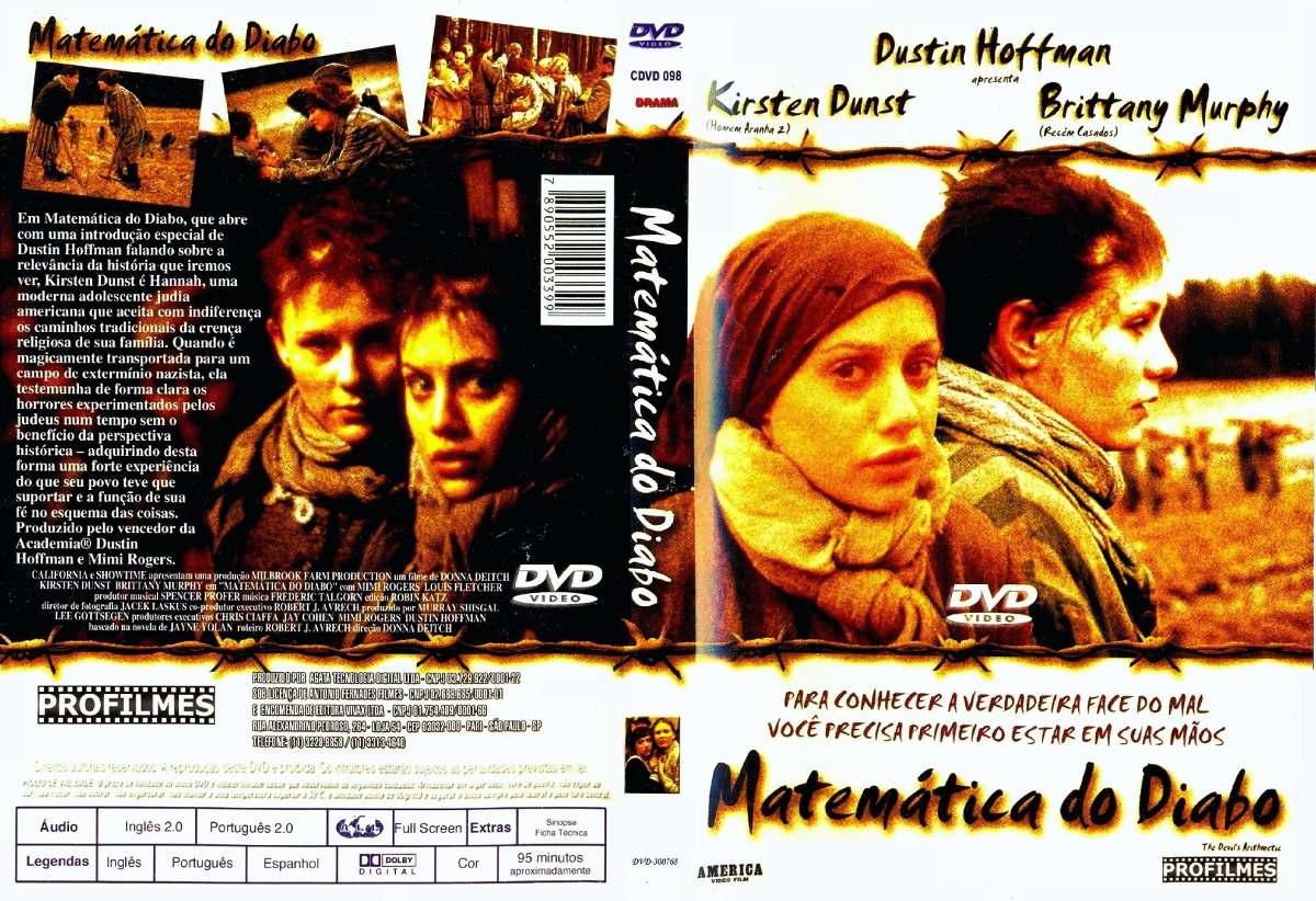 Poster do filme Matemática do Diabo
