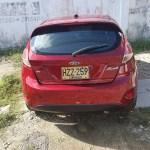 Ford Fiesta Hatchback Modelo 2015 Rojo 28 000 000 En Mercado Libre