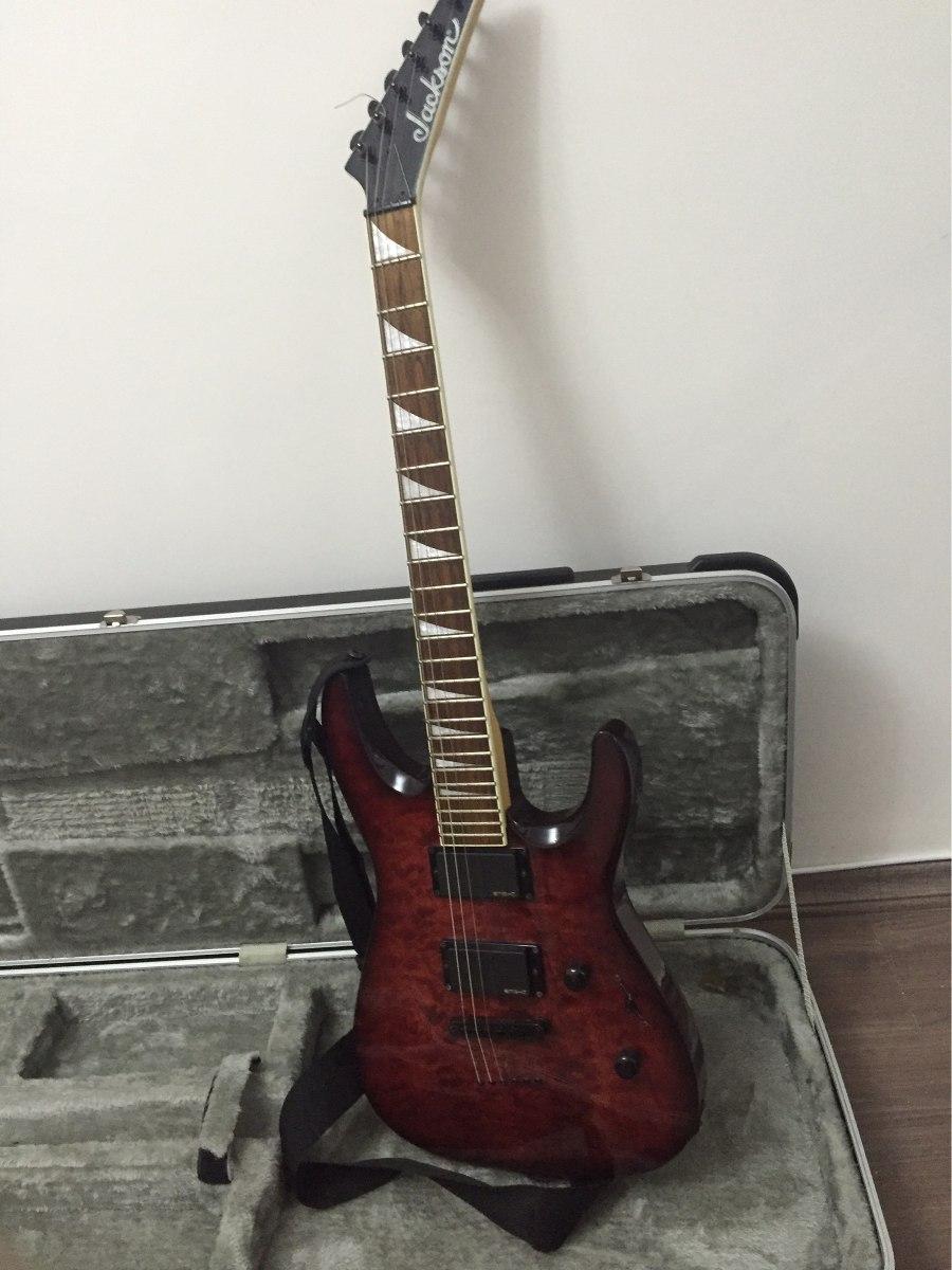 Guitarra Jackson Dinky Dkxt Emg Hz Hard Case Road