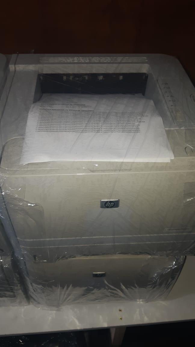 Impressora Hp Laserjet P2035n Usb Rede 2035n Revisada R