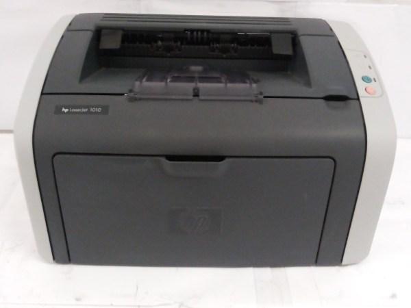 Impressora Laser Hp Laserjet 1010 Ou 1015 Funcionando ...