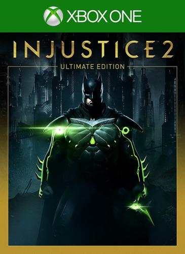 Injustice 2 Ultimate Edition Xone Xbox One R 4490 Em