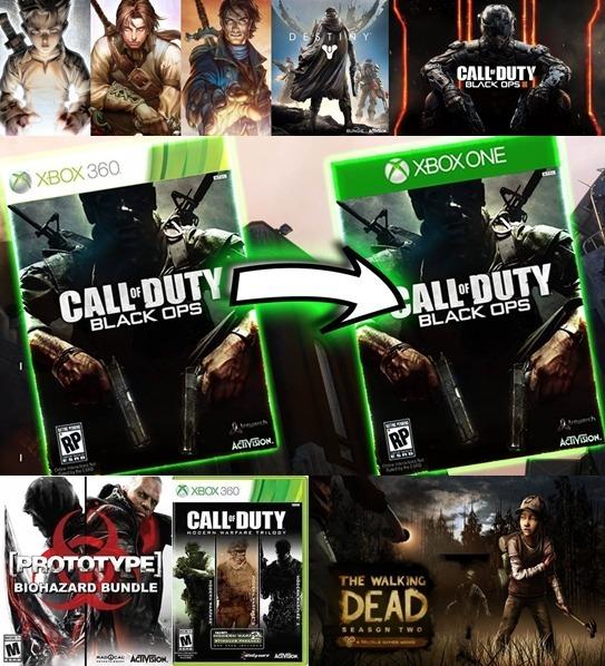 Juegos Xbox 360 Y Xbox One Licencias 2400 En
