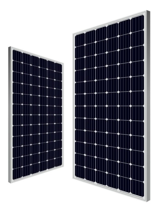 Kit 3 Placa De Energia Solar Monocristalina 370w - R$ 2.542,00 em ...