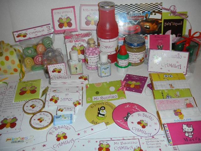 Kit Para Imprimir Recuerdos Mesa De Dulces Invitaciones