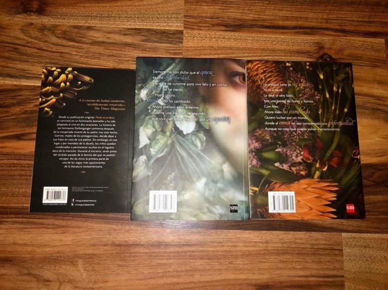 Libros Delirium, Pandemónium Y Flores En El Ático - $ 260.00 en ...