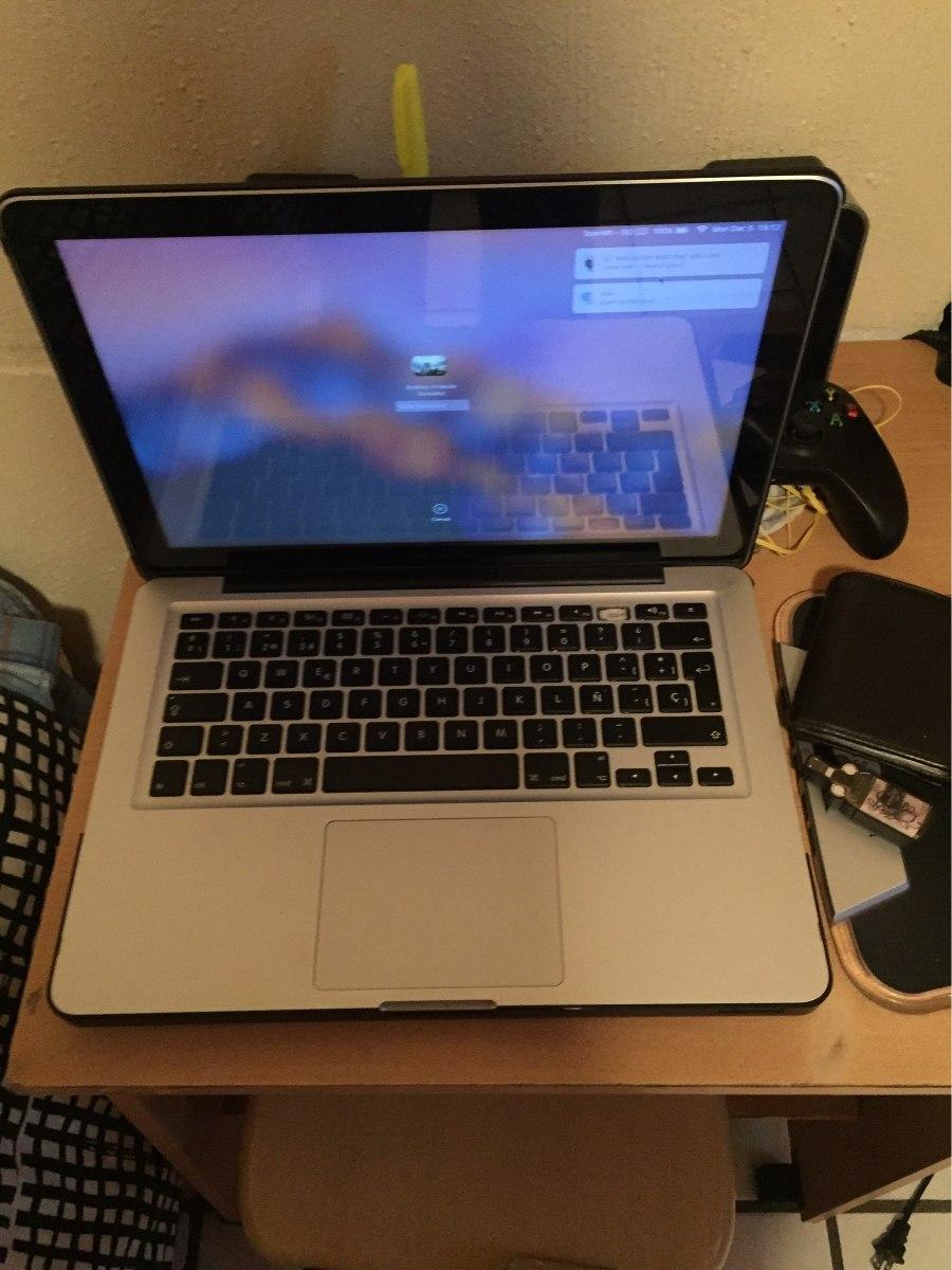 Macbook Pro 13 Pulgadas 2012 - $ 9,500.00 en Mercado Libre