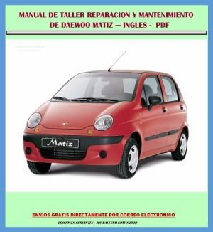Daewoo Matiz Manual | Wiring Library