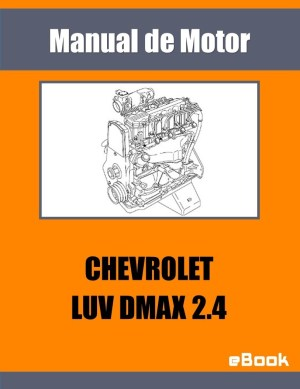 Manual Motor Chevrolet Luv Dmax 24 Diagrama Electrico Isuzu  S 10,00 en Mercado Libre