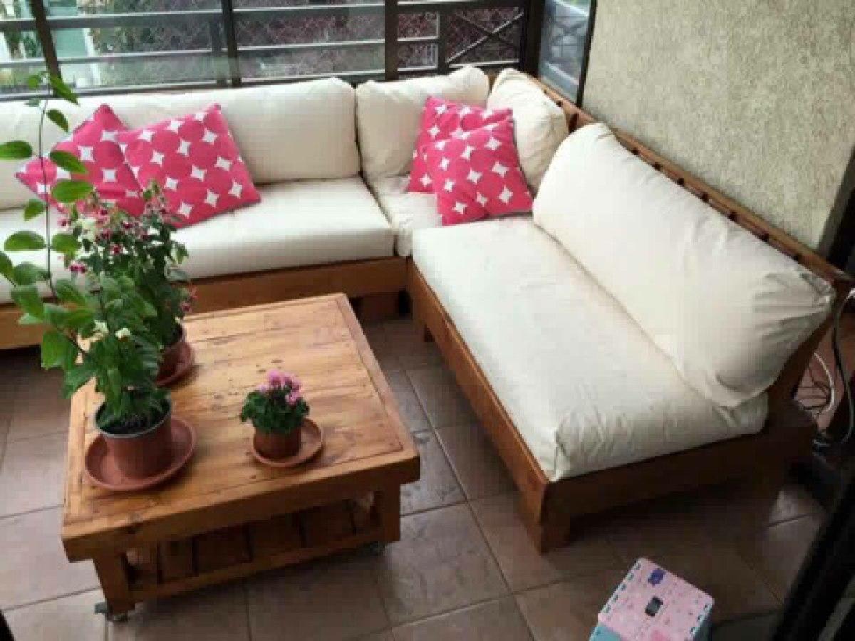 Muebles Con Palets Para Terraza Novocom Top