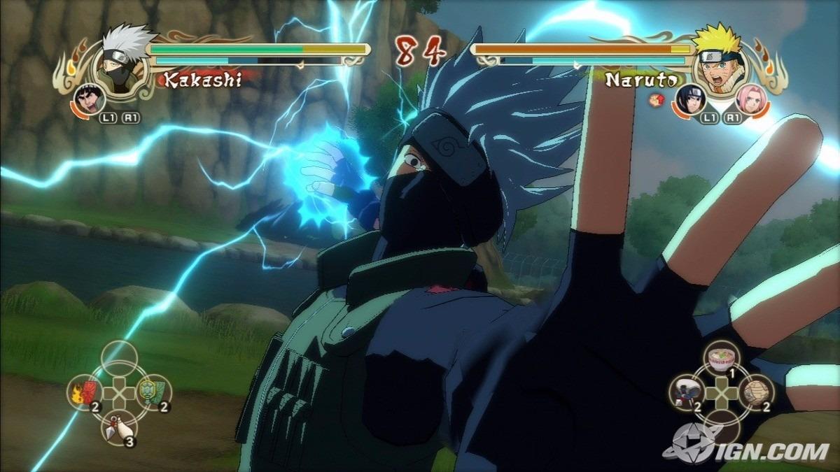 Naruto Shippuden Ultimate Ninja Storm Revolution Digital
