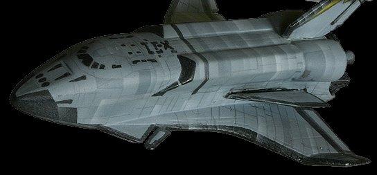 Ônibus Espacial X-71 - Armageddon Space Shuttle Esc : 1 ...
