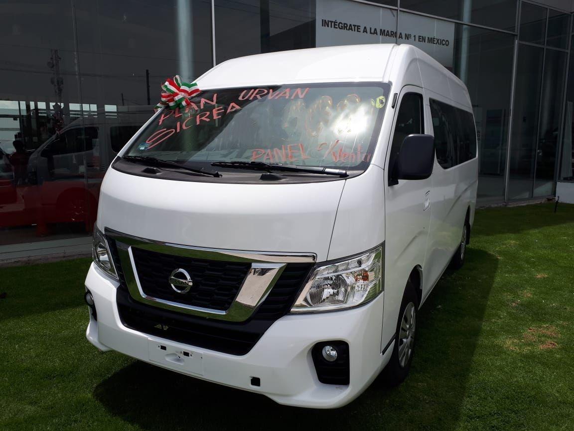 Nissan Urvan Entrega Inmediata