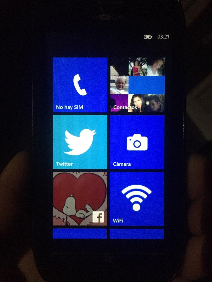 Nokia Lumia 710 Telcel 100000 En Mercado Libre