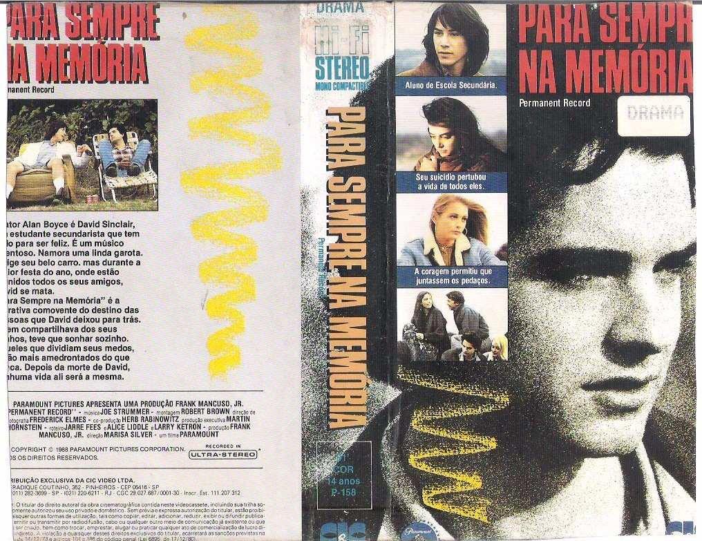 Poster do filme Para Sempre na Memória