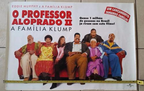 Poster do filme O Professor Aloprado