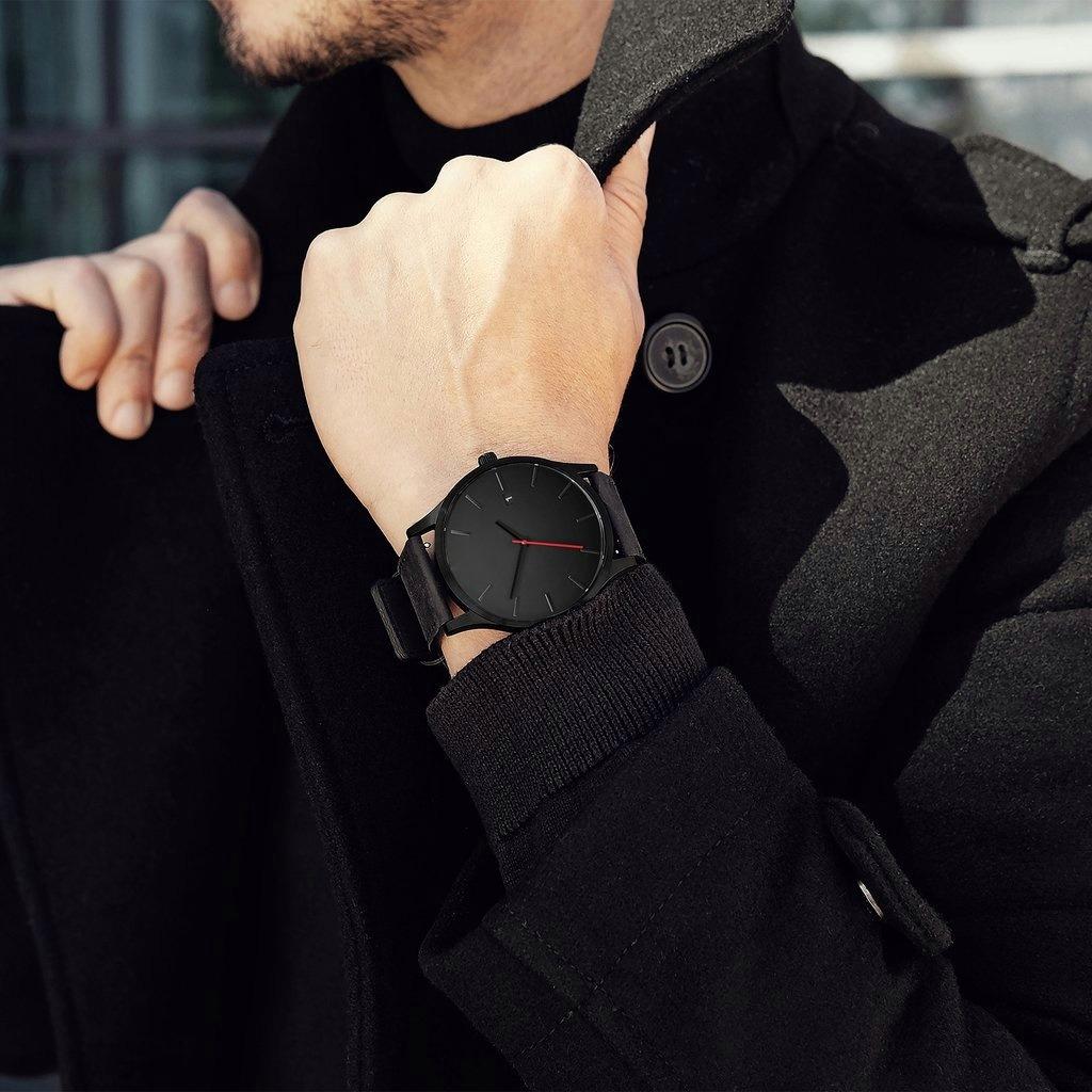 Reloj Hombre Caballero Casual Formal Moda Regalo Estilo