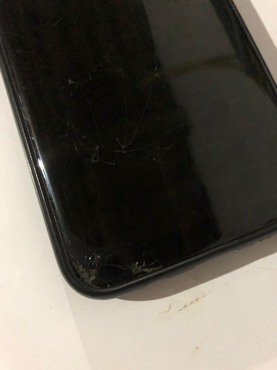 Samsung Galaxy S8 64gb Preto Leia A Descri 231 227 O R 930 00