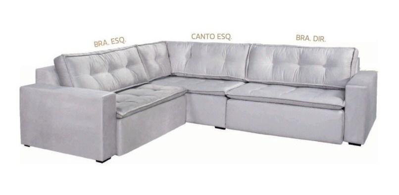 Sofa De Canto Retratil Mercado Livre | www.resnooze.com