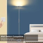Sunllipe Torchiere Floor Lamp 18w Led Lamps 541 599 En Mercado Libre