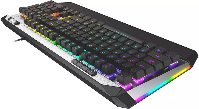 PATRIOT presenta el teclado RGB mecánico Viper V765 - ITSitio