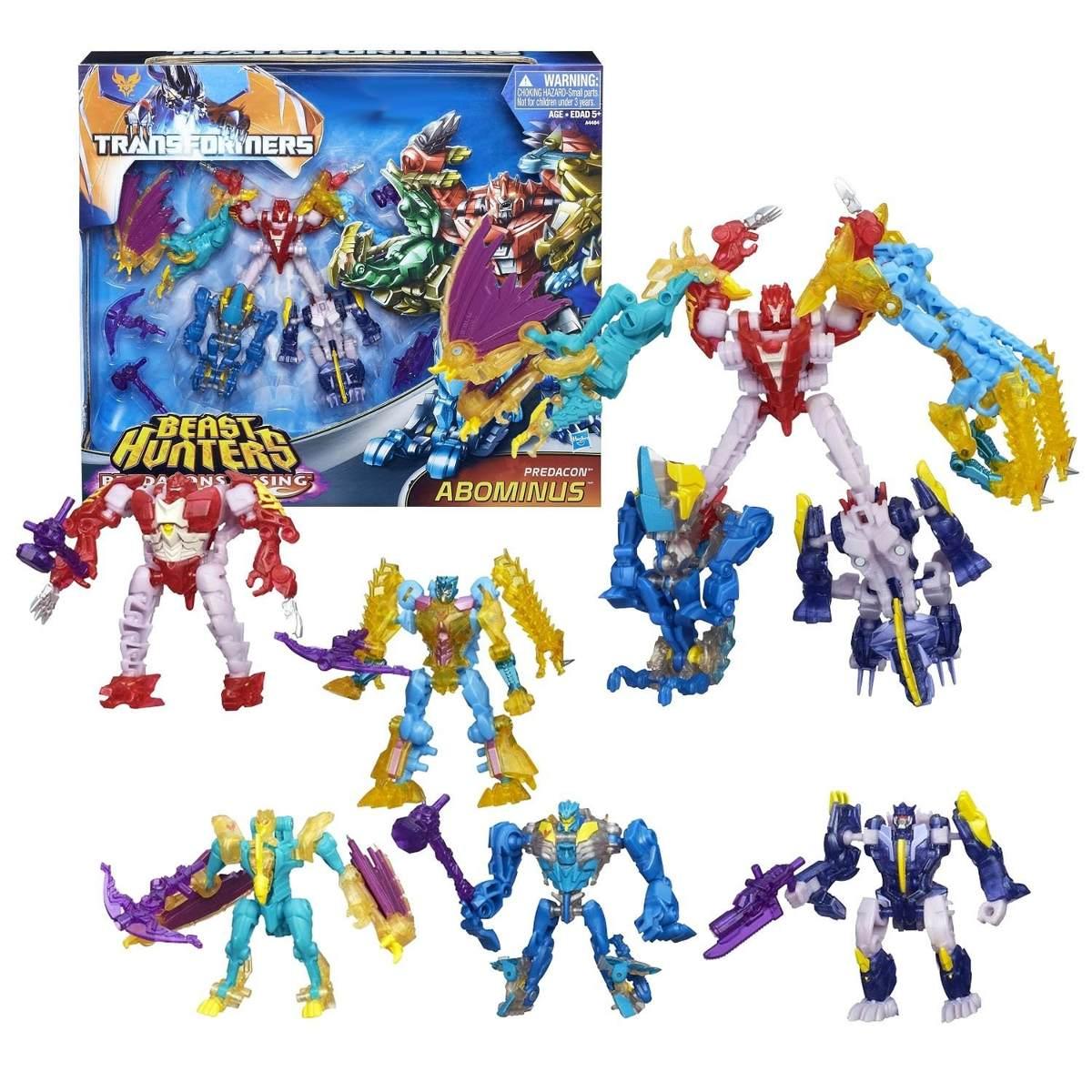Transformers Beast Hunters Predacons Rising