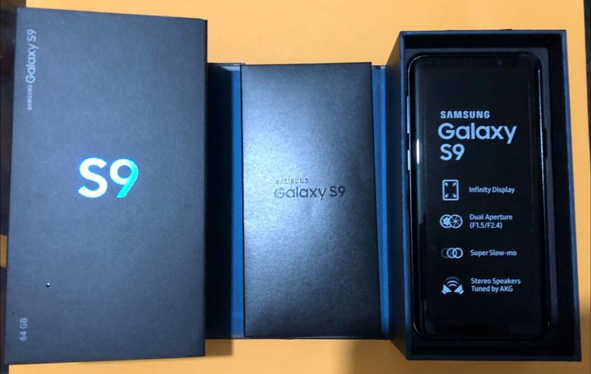 Vendo Samsung Galaxy S9 Color Gris De G6 Gb S 2 750 00