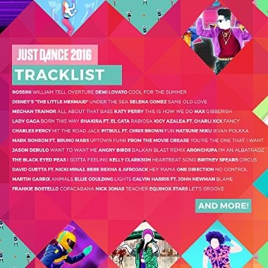 Just Dance 2016 Xbox 360 114665 En Mercado Libre