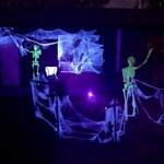 Yql Outdoor Uv Black Light 30w Ultra Violet Led Flood Light 209 900 En Mercado Libre