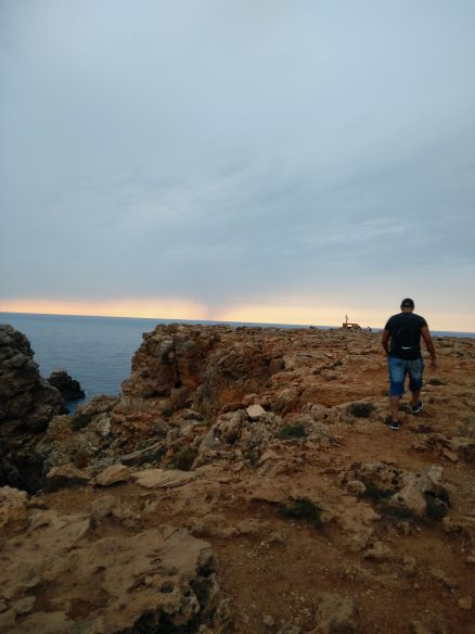Alrededores de Faro Punta Nati
