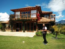 Casa Antares en Villa de Leyva
