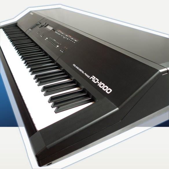 Roland RD-1000 EXS24 Sample Pack