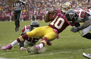 Should the Redskins sit Robert Griffin III This Weekend or Play Him?