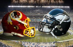 Washington Redskins Vs Philadelphia Eagles Week 11