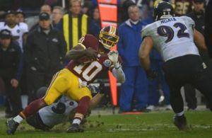 Robert Griffin III: MRI Reveals Sprained Knee