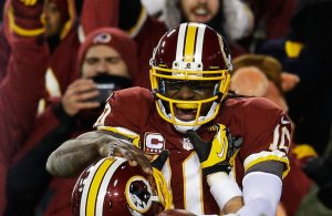 Robert Griffin III: Video Message to Redskins Fans