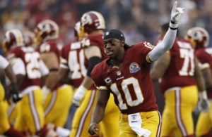Dr. James Andrews Says RG3 Is Way Ahead of Schedule