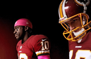 Kirk Cousins Expects RG3 to Return Faster Than the Average Person