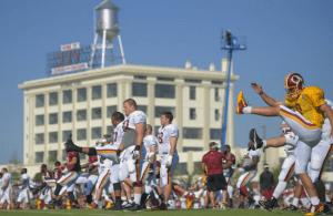 Redskins Release Courtney Bridget,Sign Jake McDonough; Recap Training Camp Day 6