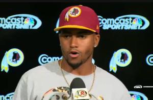 Redskins Press Conferences: DeSean Jackson 9-17-2014
