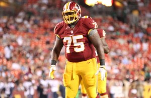 Redskins Promote NT Robert Thomas From Practice Squad to Active Roster