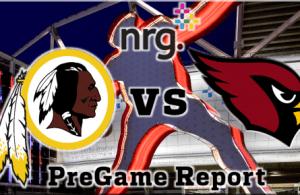 Redskins vs Cardinals Week 13