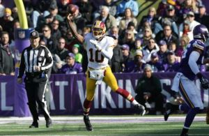 Recap: Mistakes on Defense Cost Redskins in Vikings Loss